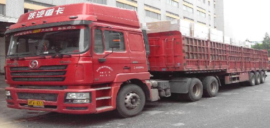 承接上海到全国各地货物运输--上海百惠物流公司